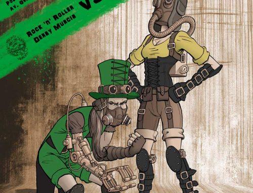 Jornada de ROLLERDERBY en La Manga