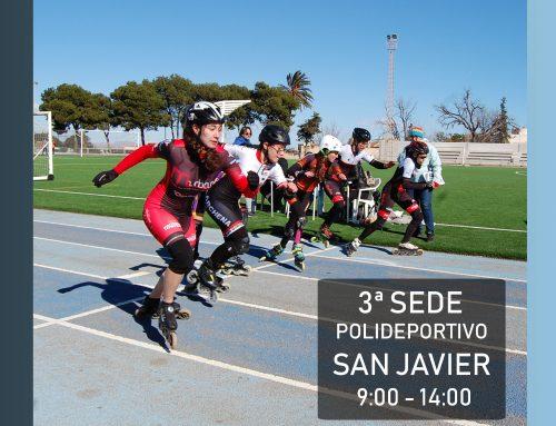 3ª Sede Campeonato Regional de Patinaje de Velocidad