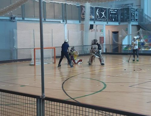 Hockey línea. Seleccionados torneo Lugo