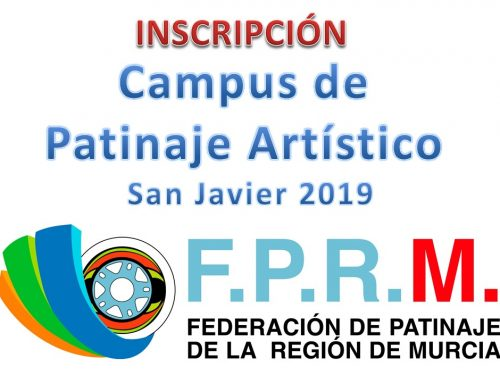 VII CAMPUS DE PATINAJE ARTÍSTICO SAN JAVIER 2019