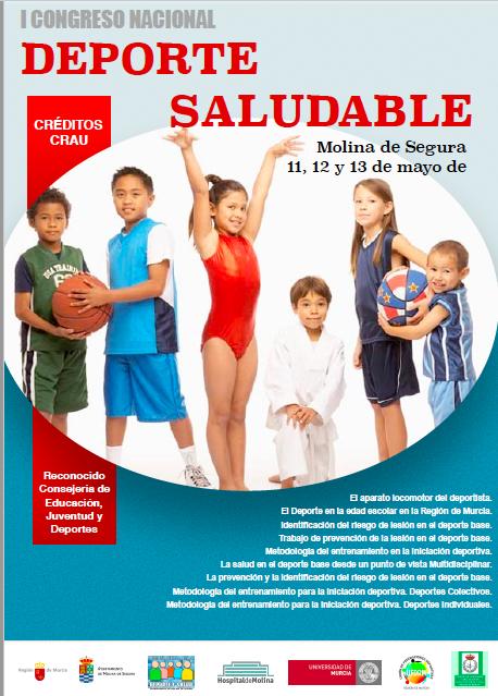 I Congreso Nacional Deporte Saludable