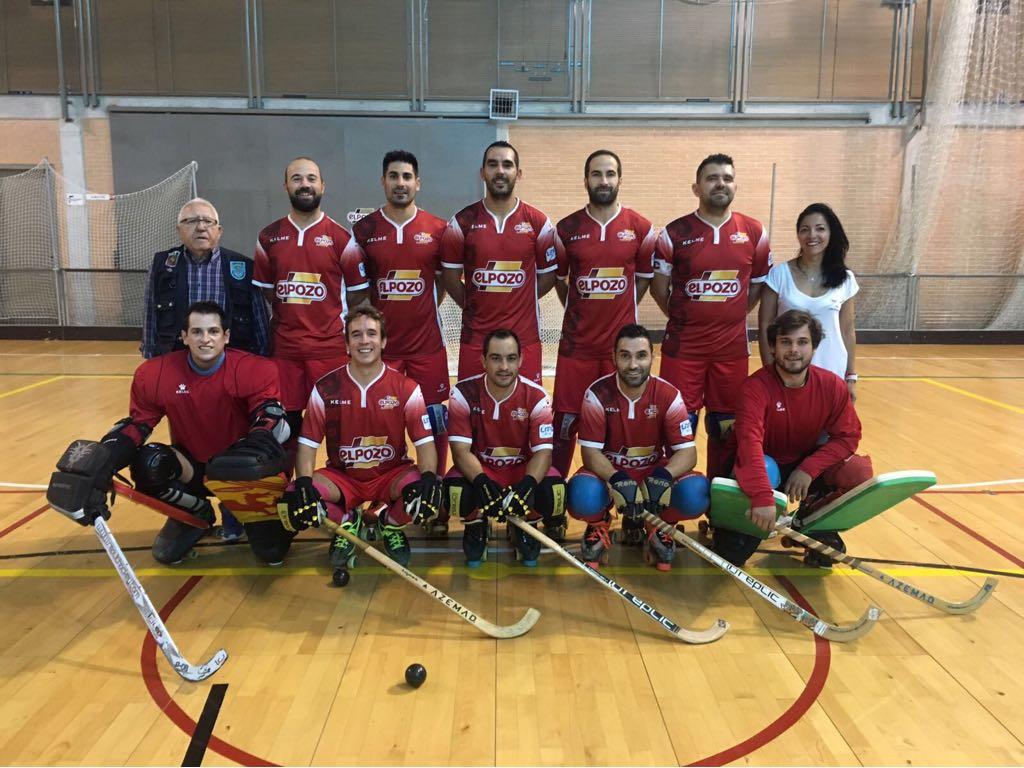 Hockey Patines: El Ciudad de Murcia a un punto de proclamarse campeón