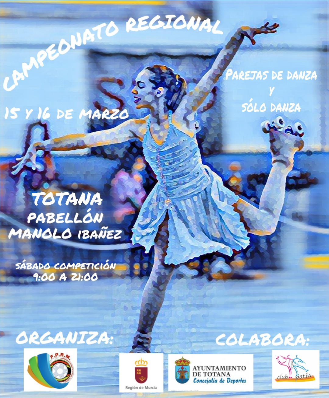 Convocatoria Campeonato Regional Solo Dance y Parejas