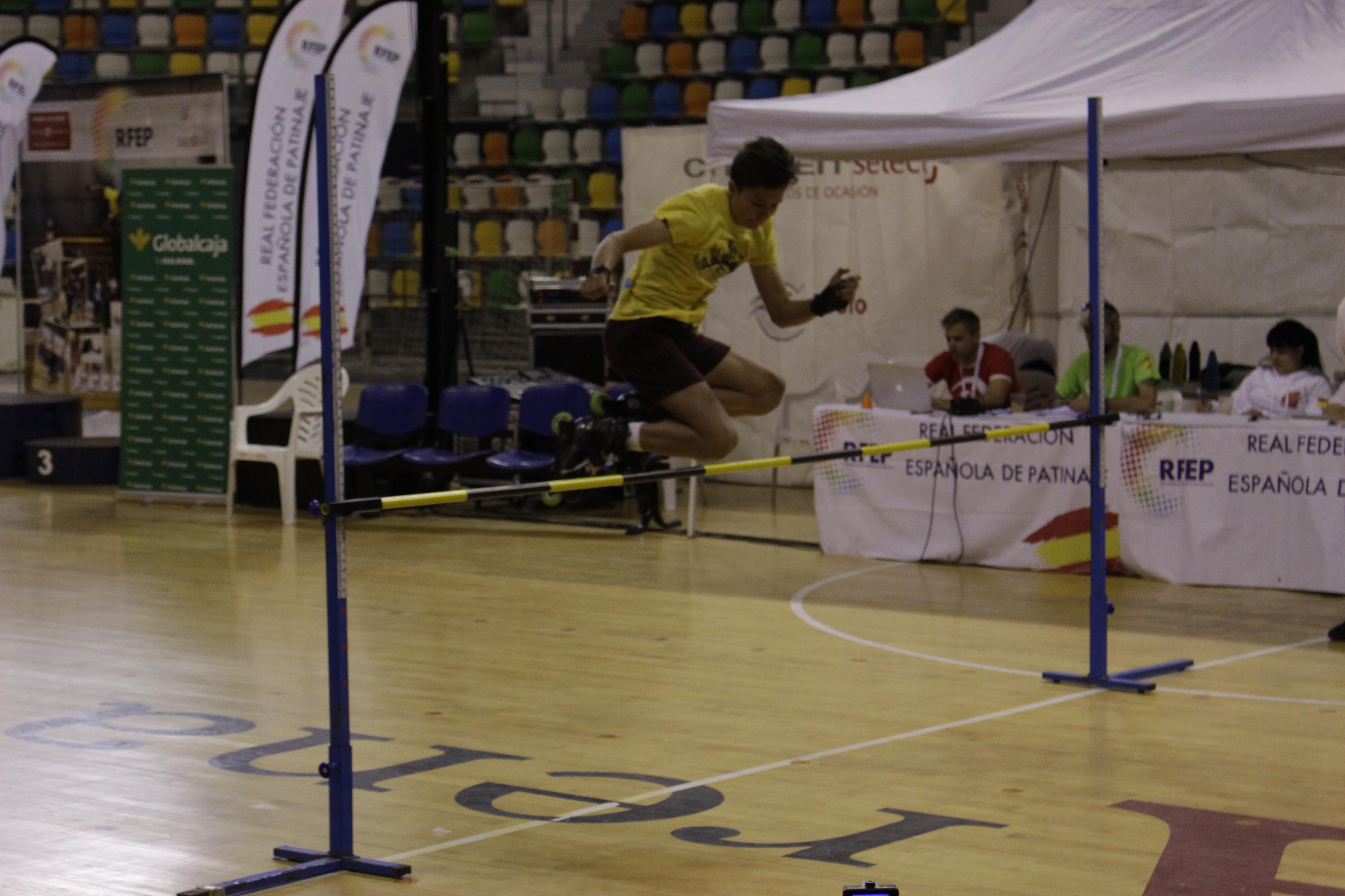 Resultados Campeonato Nacional Freestyle 2019