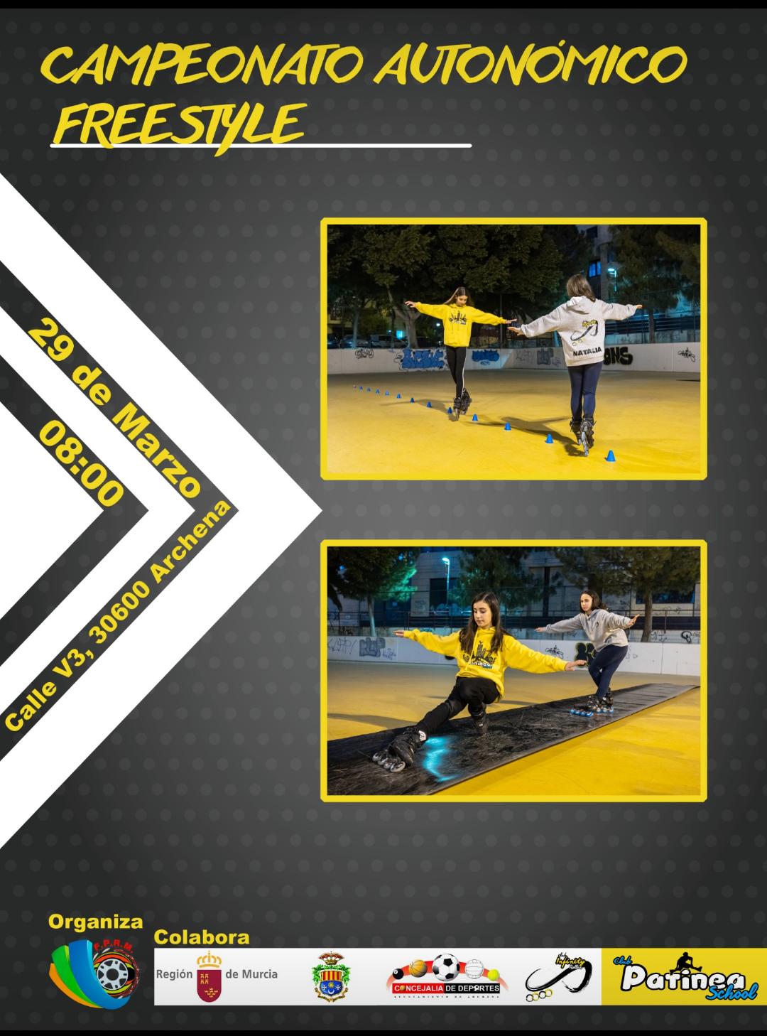 V Campeonato Automómico de Freestyle